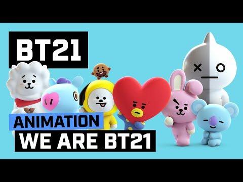 [BT21] WE ARE BT21