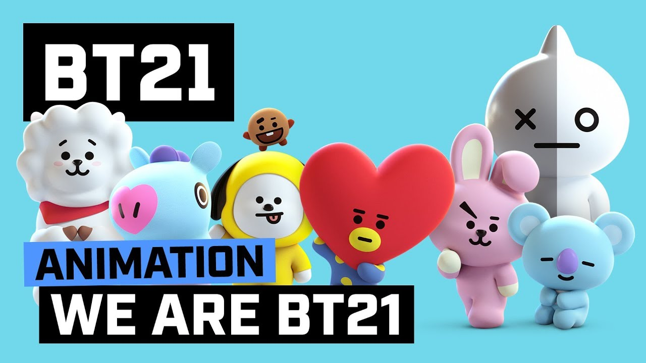 The BT21 merch that true BTS trash absolutely must own