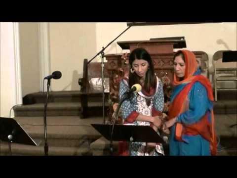 Women Sunday Service held on October 20th 2013