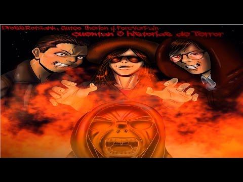 DrossRotzank, Guteo Therion y ForeverPain cuentan 3 historias de terror [Especial día de muertos]