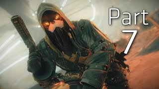 Killzone Shadow Fall Gameplay Walkthrough Part 7 - Train Derail - Mission 4 (PS4)