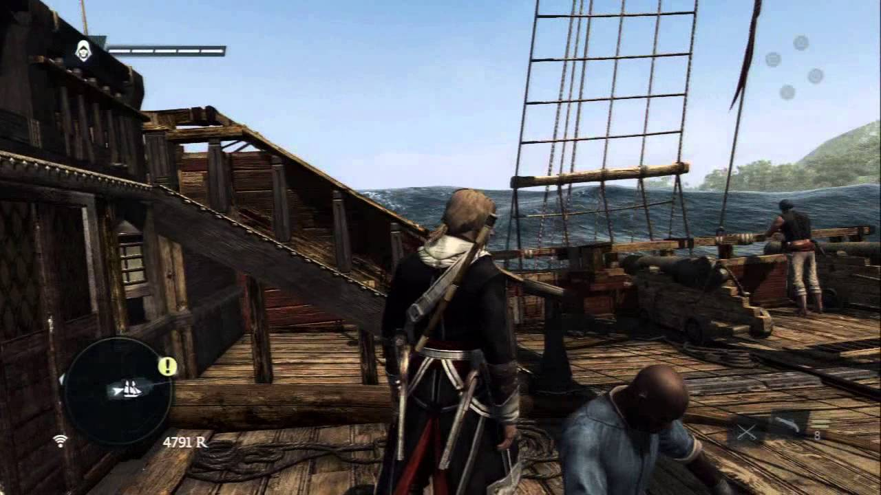 Assassins Creed Black Flag Governor S Outfit Youtube