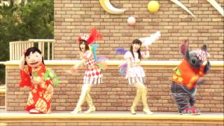 AKB48 It's a Small World 130814 Minna o Tsunagu Maho no Melody