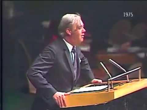 American Ambassador slams UN for passing 'Zionism is Racism' A great ev youtube original