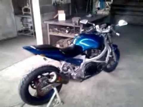 tuning moto gsxf 750