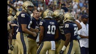 Football Highlights - Navy 48, Air Force 45 thumbnail