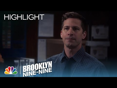 Jake Gives Rosa Advice | Season 5 Ep. 10 | BROOKLYN NINE-NINE