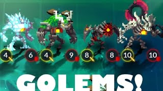 [Duelyst] S-Rank Ladder - Golems!