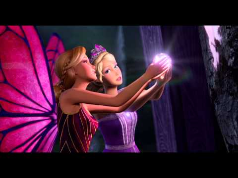 Barbie Mariposa & the Fairy Princess Trailer -- Own it on Blu-ray & DVD August 27, 2013