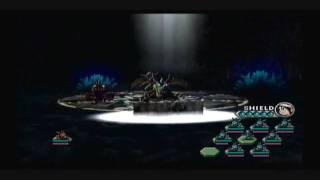 Jade Cocoon 2, Cure boss fight