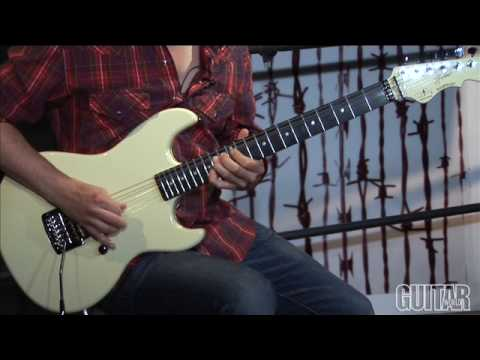 g l rampage jerry cantrell signature guitar youtube. Black Bedroom Furniture Sets. Home Design Ideas