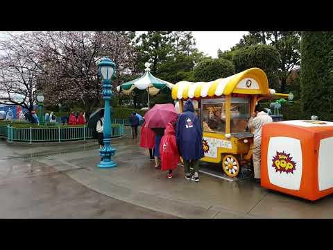 Japan Trip 2018 - Day 2 - Tokyo DisneyLand
