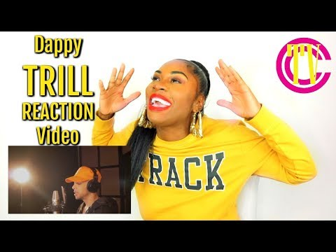 Dappy - Trill [Official Video] Reaction video (Prod by Bo Beats) I Dappy rap 2017 Uk freestyle