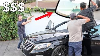 FIXING THE MERCEDES WINDSHIELD COST HOW MUCH?!