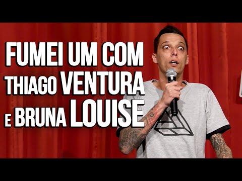 QUARENTENADO NA CASA DO @Thiago Ventura feat @Bruna Louise - NIL AGRA - STAND UP COMEDY