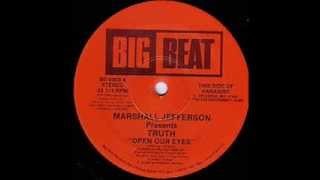 Marshall Jefferson presents Truth - Open our Eyes (spiritual mix) (1988)
