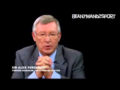 The Full Sir Alex Ferguson Interview With Charlie Rose   Talks Retirement, Wayne Rooney, Chelsea Job