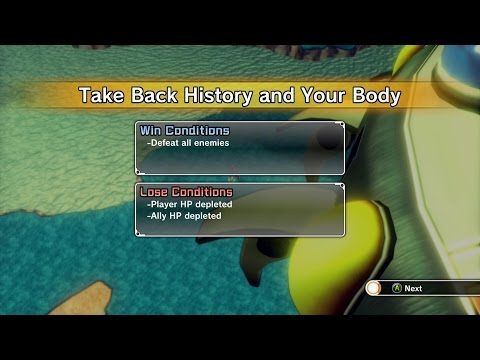 Dragon Ball Xenoverse | Xbox One | Take Back History and Your Body