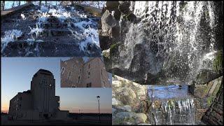 Waterfalls In The Netherlands, Kasteel Doorwerth And Radio Kootwijk