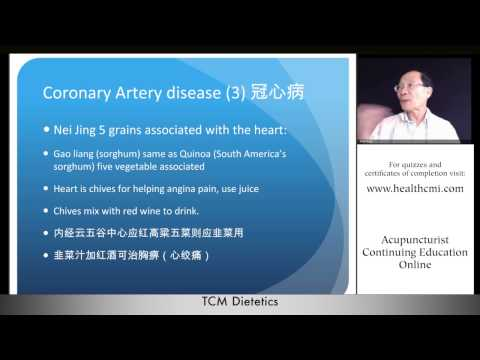 The Wisdom of Chinese Medicine Dietetics, Part 2 | Acupuncture CEU Online