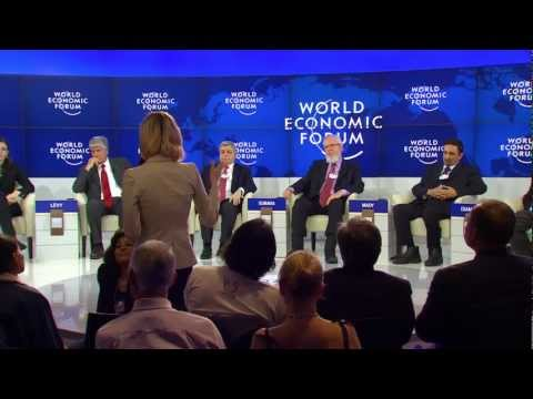 Davos 2012 - Averting a Lost Generation