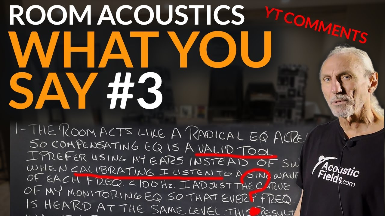What You Say #3 - www.AcousticFields.com