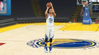 best giant player three point contest ever stephen curry kevin durant kyrie irving nba 2k17