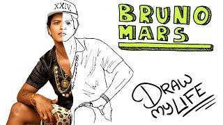 BRUNO MARS | Draw My Life