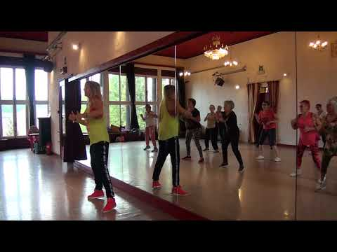 Zumba Gold – warm up 1 – Justin_Timberlake_-_Cant_Stop_The_Feeling – Zumba à Liège