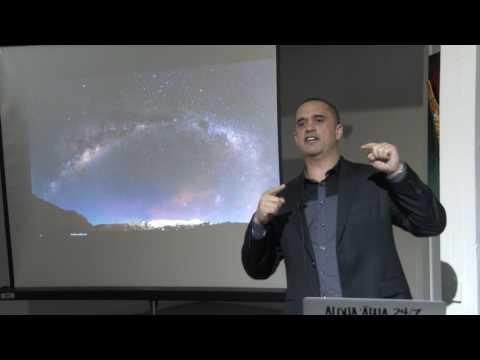 EIT Public Lecture  - Dr Rangi Matamua
