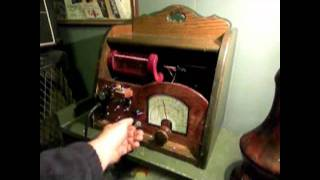 Breadbox Crystal Radio Build...part 2