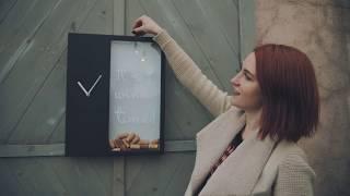 видео копилка для винных пробок