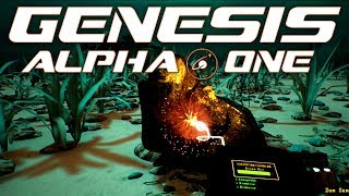 Genesis Alpha One #06 | Ressourcen auf fremden Planeten | Gameplay German Deutsch thumbnail