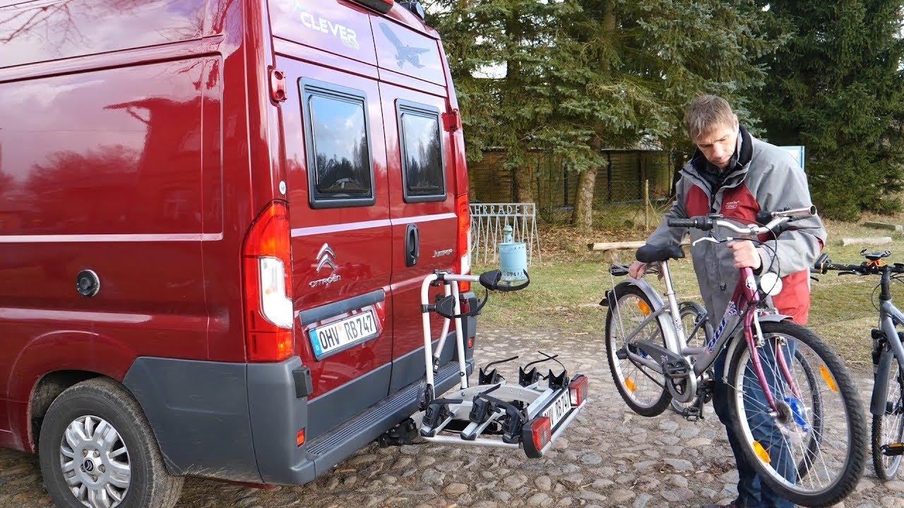 Der Fahrradtrager Atera Dl3 Gehen Die Turen Noch Auf Youtube