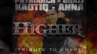اول اغنيه اجنبيه عن ثوره الغضب مصر25يناير( Higher (Tribute To Egypt