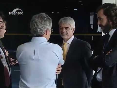 Com 61 votos, Eunício Oliveira é eleito presidente do Senado Federal