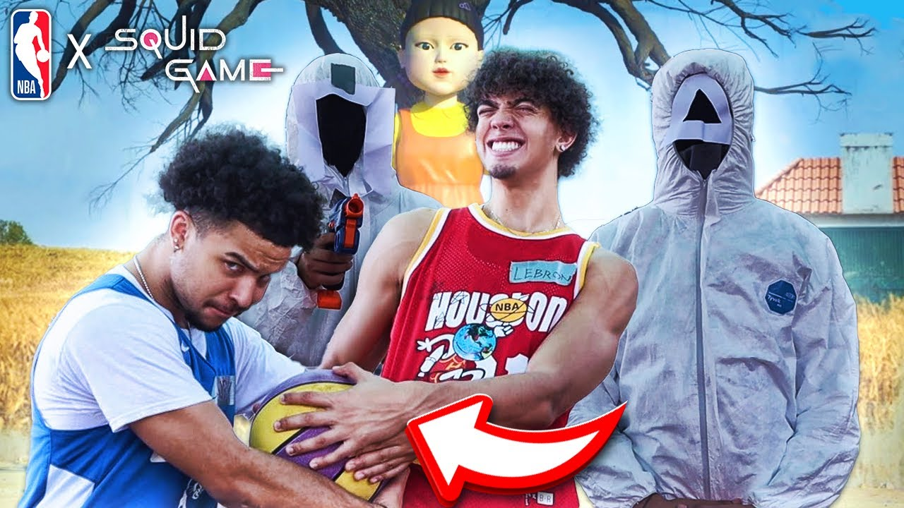 If The NBA Hosted The Squid Games...