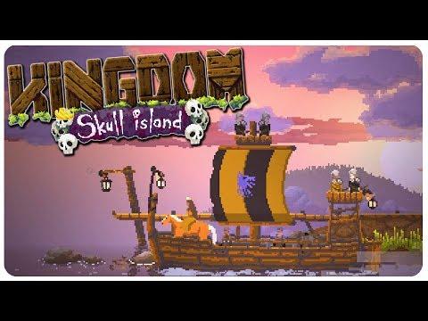 NEW UPDATE, Skull Island = Hard AF Mode! | Kingdom New Lands Gameplay (Mobile | PC)