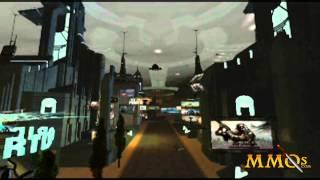 Anarchy Online Alien Invasion Gameplay