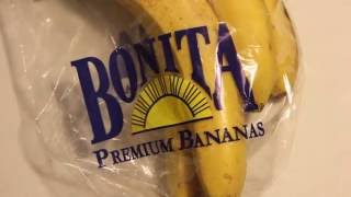 Ultimate Unboxing - Bonita Premium Bananas!