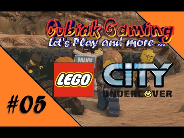 PRISON BREAK ★ Let's Play LEGO City Undercover #05