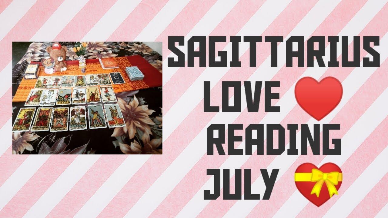 SAGITTARIUS♥(LOVE READING +CAREER 😎+GUIDANCE🌈+SAI BABA'S ADVICE CARD🌈)IN HINDI 🙏 JULY 2020🤗🙏♥️