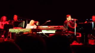 "BURT BACHARACH - ""My Little Red Book"" - Live 13/7/2015 Tortona (AL) ITALY"