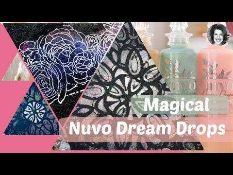 1798n Nuvo Love Potion Dream Drops