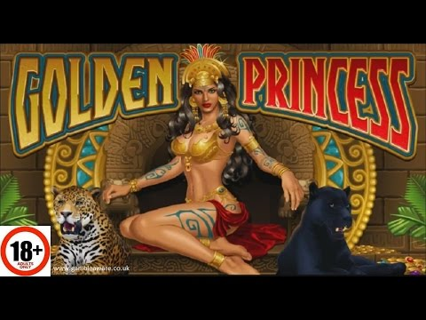 Golden Princess Slot | ALL FEATURES + BIG WIN | Microgaming