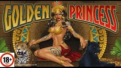 Golden Princess slot   ALL FEATURES + BIG WIN   Microgaming