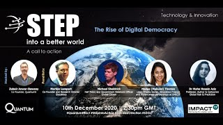 Making better Decisions: The Rise of Digital Democracy