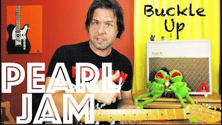 Guitar Lesson: How To Play Buckle Up by Pearl Jam