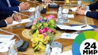 Заседание кабмина в Астане впервые полностью прошло на казахском языке - МИР 24