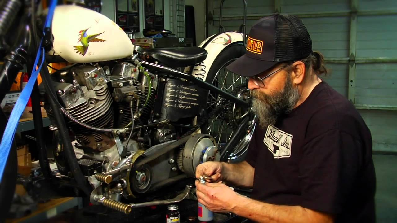 shovelhead tune & service with frank kaisler - diy video workshop, Wiring diagram